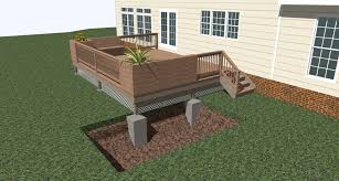 Backyard Deck Prices Cost Vs Value Project Deck Addition Composite Remodeling