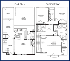 apartments luxury 2 story house plans colonial house plan