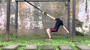como shambhala estate bali trx training at the jungle gym youtube