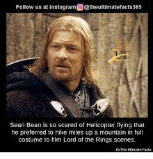 Sean Bean Memes - sean bean dies in everything because it s the universe trying to