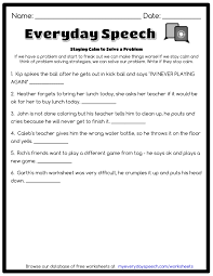 parts of speech practice worksheets the best and most