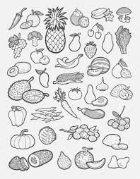 hd wallpapers fruit and vegetable coloring pages for kids itt