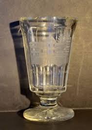 bicchieri boemia bicchieri antichi vetri antichi antiquariato su anticoantico