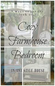 Bedroom Styles Best 25 Farmhouse Style Bedrooms Ideas Only On Pinterest