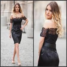 black dresses for a wedding guest knee length wedding guest dress for black dress