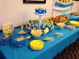 rubber ducky themed baby shower rubber ducky cupcakes were purchased at walmart and they were