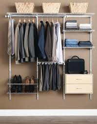 Rubbermaid Closet Organizer Parts Closets Interesting Rubbermaid Closet For Chic Home Storage Ideas