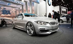 concept bmw 2014 bmw 4 series coupe concept u2013 news u2013 car and driver