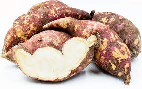 Spanish Root Vegetables - boniato sweet potatoes information recipes and facts