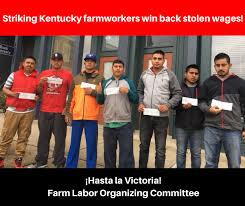Kentucky Meme - striking farmworkers reach settlement with kentucky tobacco grower