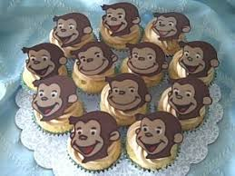 curious george cupcakes one sweet treat