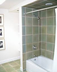 Shower With Bathtub Gustin Ceramics Tile Production Gallery And Installations Bath