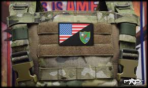 Army Ranger Flag Dui Flag Patch U2013 American Trigger Pullers