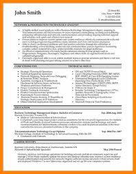 Information Technology Resume Objective 11 Information Technology Resume Example Resign Latter