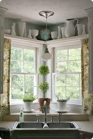 Kitchen Windows Decorating Martha Stewart Decorating Above Kitchen Cabinets Smartness 12