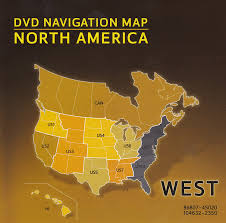 Toyota Map Update Usa by Amazon Com New 2014 Genuine Oem Generation 5 Lexus Navigation