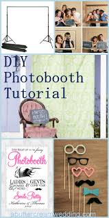 diy wedding photo booth quasi crafty diy wedding photobooth tutorial a buttercream wedding