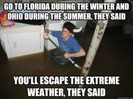 Florida Winter Meme - ohio weather meme weather best of the funny meme