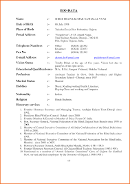 biodata templates format of biodata resume biodata format resume biodata format doc