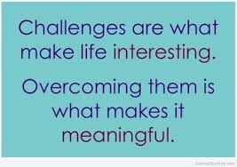 Challenge Meaning Overcoming Personal Challenges