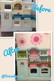 Kids Plastic Play Kitchen by 01e46fbe861c7ba23a25a96ed4b6ee9b Jpg 736 736 Refurbished