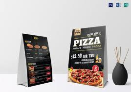 15 restaurant table tent designs u0026 templates psd ai free