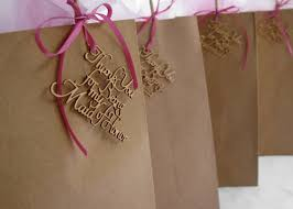 bridesmaids gift bags wedding gift bags bridesmaids imbusy for