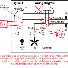 cute hampton bay ceiling fan wiring diagram with remote drawing
