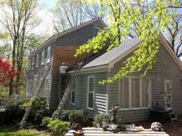 Exterior Home Repair - exterior home repairs with a touch of color painting contractors