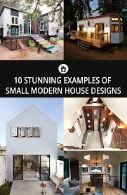 Small Modern House Designs by 10 Examples Of Small Modern House Designs To Inspire You Ts Living