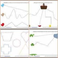 preschool activity pages practice using scissors preschool