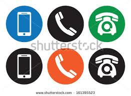 Telephone Icon For Business Card Vector Icon For Free Download About 9 403 Vector Icon Sort By
