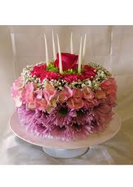 flowers birthday your cake but don t eat it birthday cake made of flowers