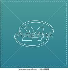 infographic chart vector icon vector graph stock vector 295604933