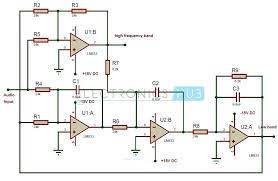 crossover wire diagram active crossover wiring diagram wiring