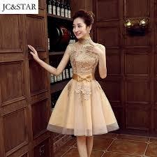 aliexpress com buy jc u0026star 2017 plus size gold bridesmaid