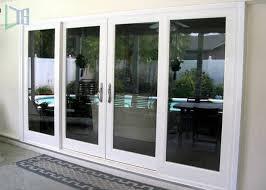 soundproof glass sliding doors e glass aluminium glass sliding doors residential heavy duty