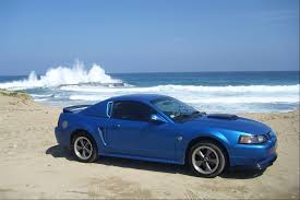 2000 blue mustang my 2000 bright atlantic blue coupe in for repair and paint