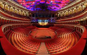 Concert Hall Floor Plan Royal Albert Hall Detailed Seat Numbers Seating Plan Mapaplan Com