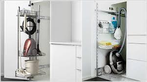 cleaning closet ideas vacuum cleaner storage ideas