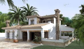 home exterior designs spanish colonial homes pinterest
