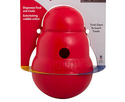kong wobbler dog toy large ebay