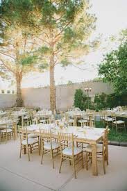 backyard vintage wedding wedding planning and event design by