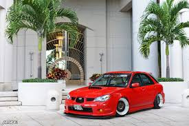 sti subaru red awesome red subbie wagon 1 subaru pinterest subaru subaru