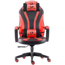 Office Chairs South Africa Johannesburg Redragon Metis Gaming Chair Black Red Buy Online In South Africa