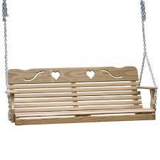 amish porch swings pinecraft com u2022 double swings adirondack