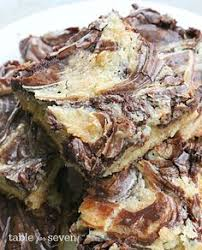 chocolate chip ooey gooey butter cake get ready to write down