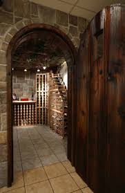 Rustic Basement Ideas by Top 25 Best Wine Cellar Basement Ideas On Pinterest Home Wine