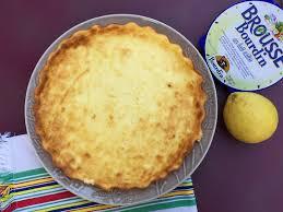 cuisine cor馥nne recettes une recette corse le fiadone brousse et citron fraîcheur assurée