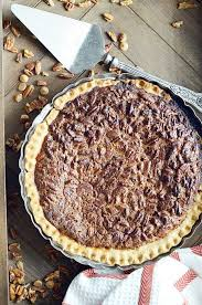 butterscotch pecan pie something swanky